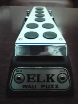 ELK WAU FUZZ(ギターエフェクター)