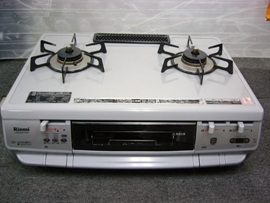 リンナイ ガスコンロ 【RTS-S630MCTS-R】